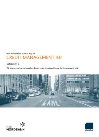 Credit Management 4.0