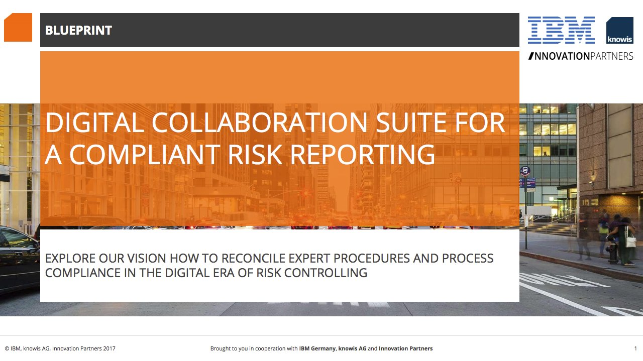6 challenges in the process of creating compliant risk reports