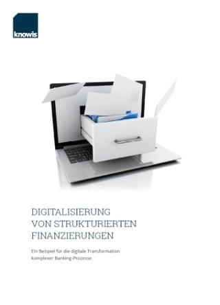Einführung einer digitalen Kreditvorlage